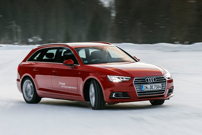 Perfect 2016 Audi A4 Avant 20 TFSI Quattro Review  Wheels