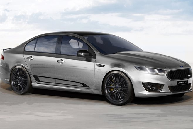 2016 Ford Falcon XR6 Turbo Sprint