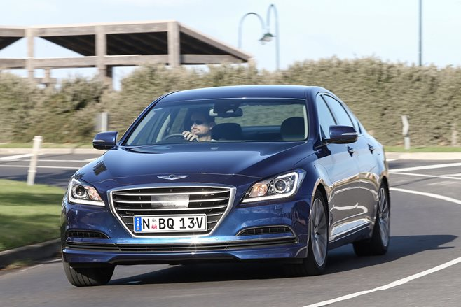 2015 Hyundai Genesis long-term car review, part 4