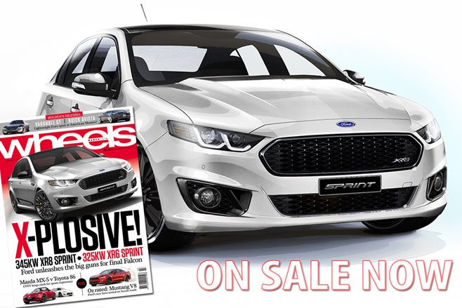 Inside Wheels March 2016, on sale now!