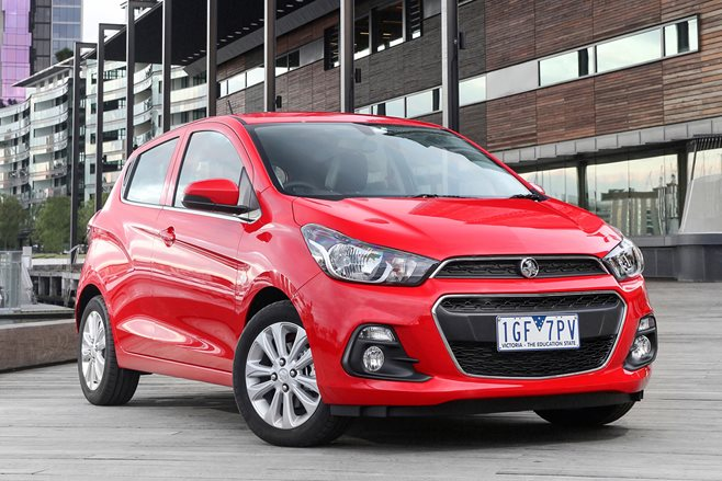 Holden ignites city car fightback with new Spark