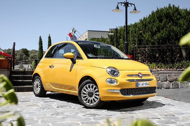 2016 Fiat 500 adds 2000 to price