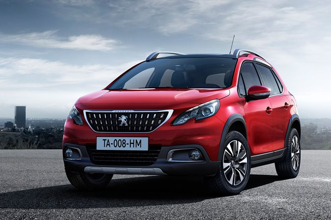Peugeot to take on Mazda CX-3, CX-5, in SUV offensive