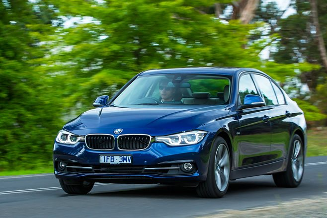 2016 BMW 318i review