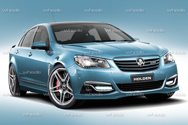 EXCLUSIVE: Holden Peter Brock Director