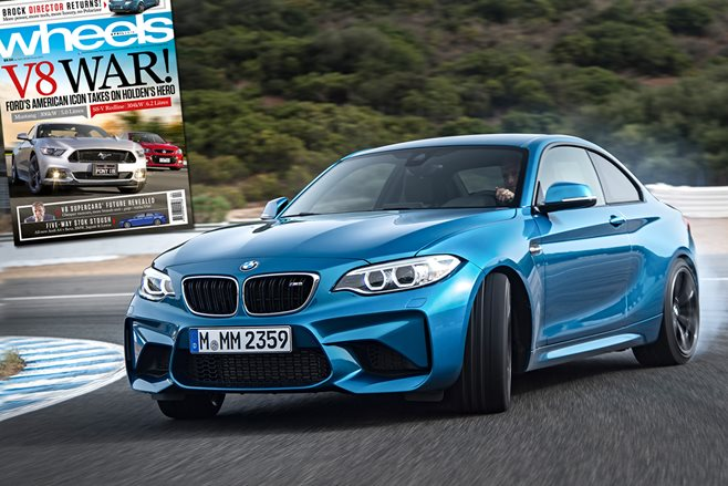 Inside Wheels April 2016 BMW M2