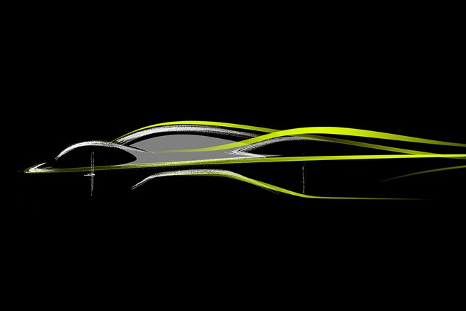 2018 Red Bull Racing Aston Martin hypercar confirmed