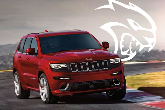 2016 new york motor show jeep hellcat is go for 2017 wheels. Black Bedroom Furniture Sets. Home Design Ideas