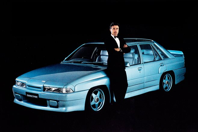 HDT Director: The car that split Peter Brock and Holden