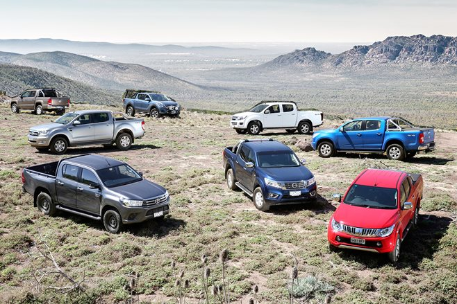 Popular At Work Or Play These Are The Utes Australians Are Buying In