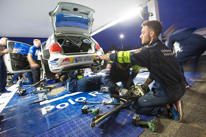 World rally champ Ogier's Aussie mechanic comes home to V8 Supercars