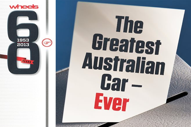 From the Wheels Archive: The Greatest Australian made Car in History