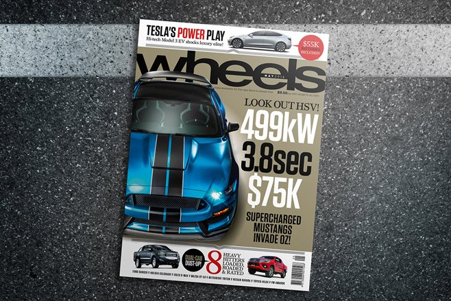 Inside Wheels May 2016, on sale now!