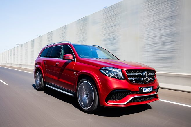 2016 Mercedes-Benz GLS review