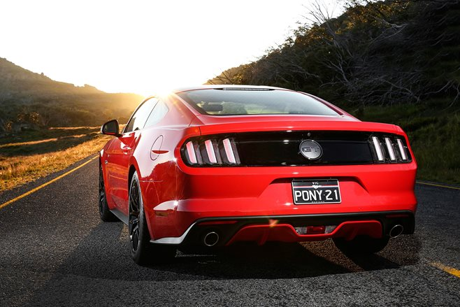 Ford Mustang pricing games