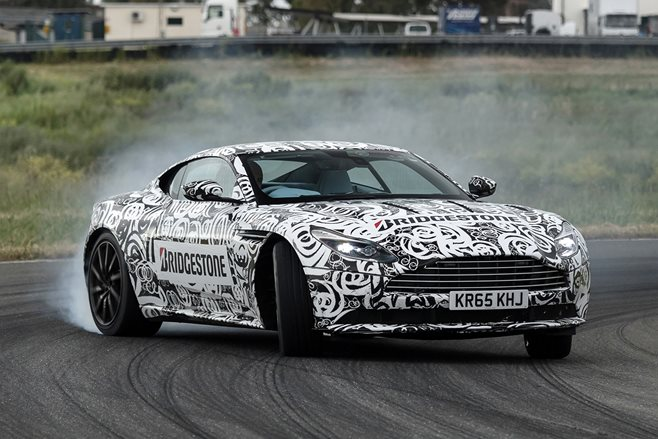 2016 Aston Martin DB11 prototype review