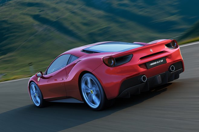 Ferrari revs up for higher profits