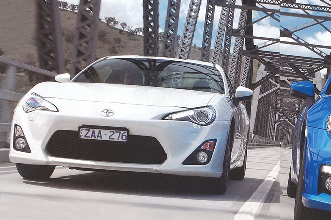 Toyota 86/Subaru BRZ: Wheels Car of the Year 2012 Winner