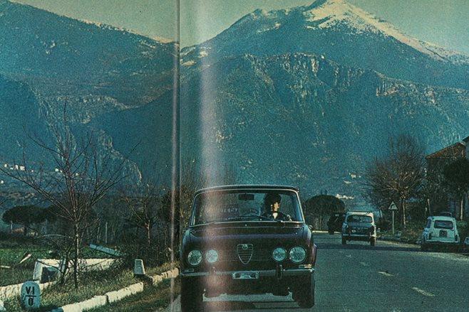 Alfa Romeo 1750 Berlina review