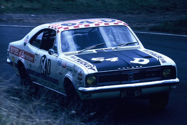 Bill Tuckey Monaro