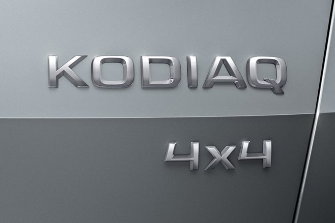 Skoda Kodiaq large SUV confirmed