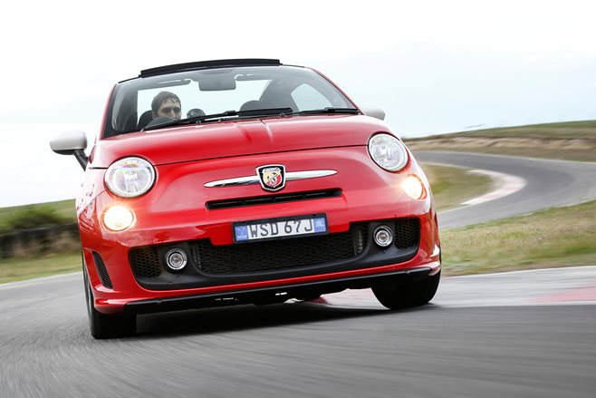 2016 Fiat Abarth 595 review