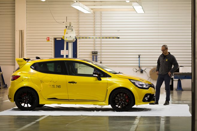 Renault Sport Clio RS16 confirmed for Monaco Grand Prix unveiling