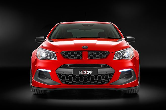 hsv clubsport r8 track edition a teaser for imported