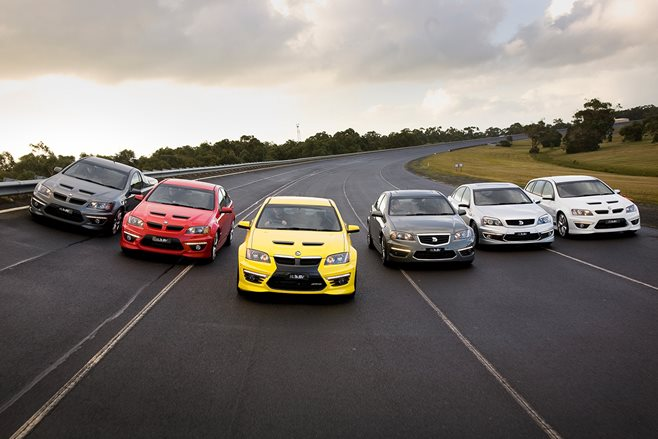 Holden Special Vehicle's Top 10 Greatest Hits