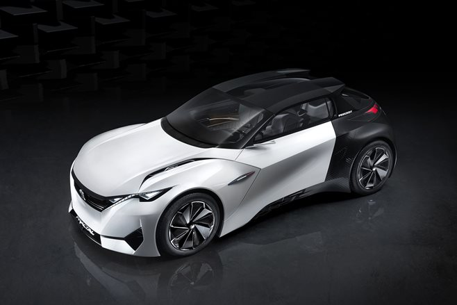 Peugeot and Citroen electric car