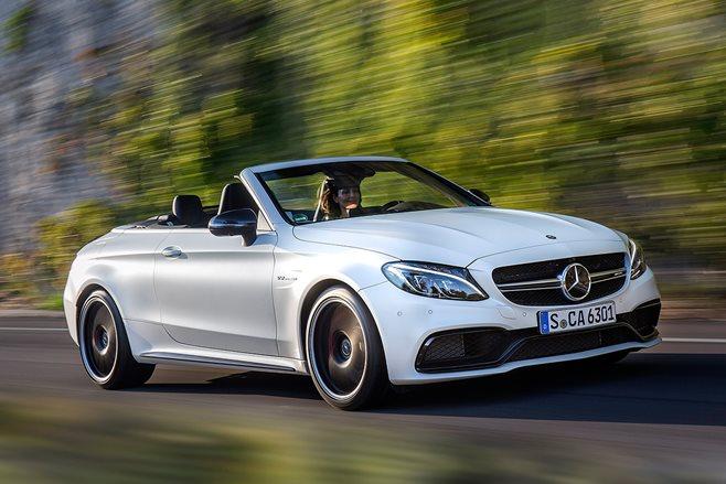 2016 Mercedes Benz C Class Cabriolet Review Wheels