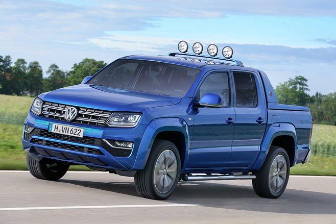 2016 Volkswagen Amarok Aventura Review Wheels