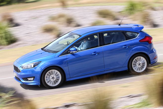 2015 Ford Focus Sport long-term car review