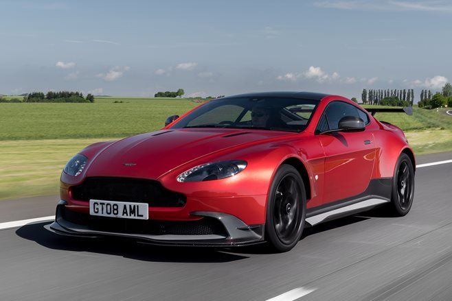 2016 Aston Martin GT8 Review