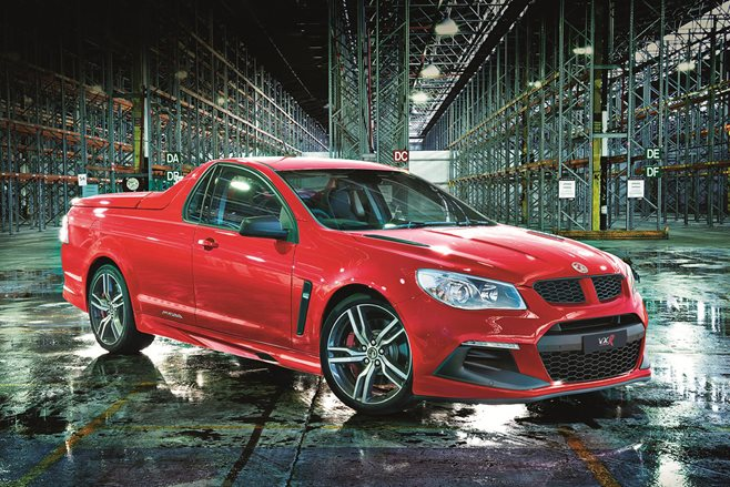 HSV Maloo LSA to run at Goodwood Festival of Speed