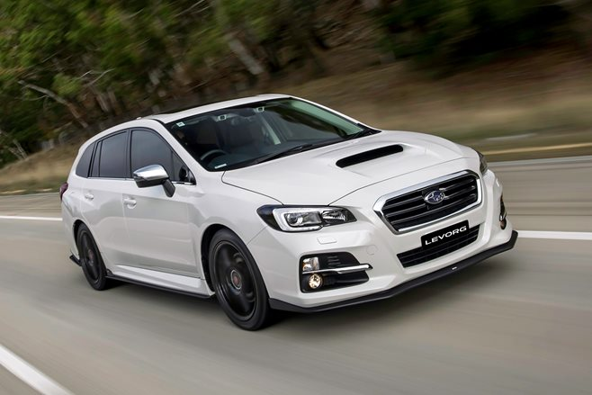 2016 Subaru Levorg review