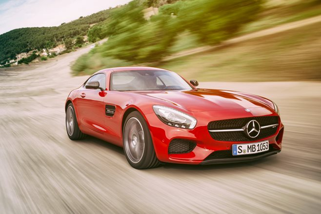 Mercedes announces details for its upcoming AMG base GT