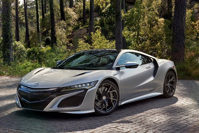 Honda NSX coming to Australia