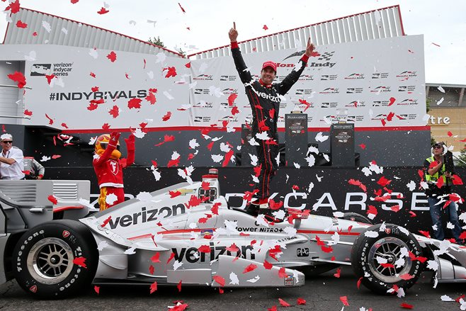 Will Power wins in IndyCar