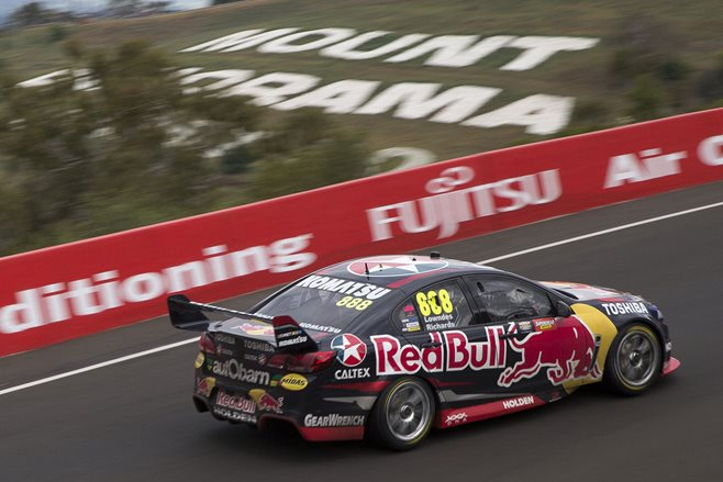 Holden Commodore at Bathurst