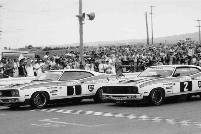 Ford at Bathurst 1977