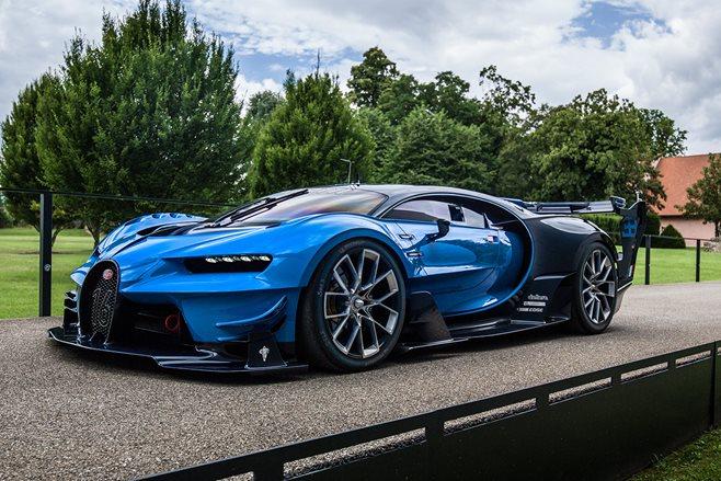 bugatti chiron concept car sold to saudi prince wheels. Black Bedroom Furniture Sets. Home Design Ideas