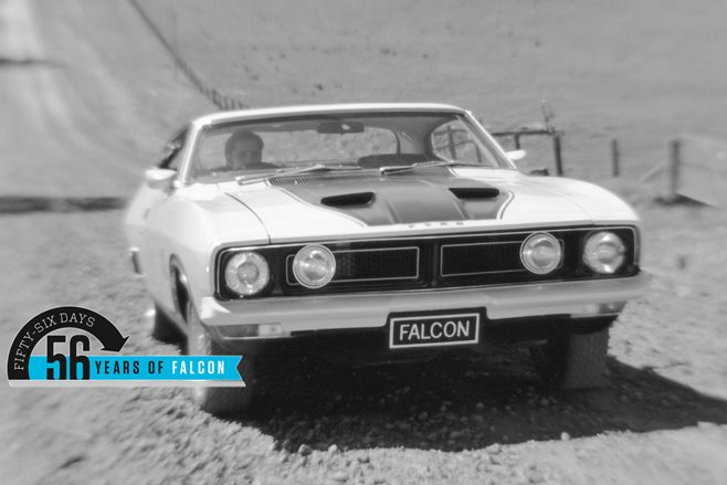 Ford XB Falcon