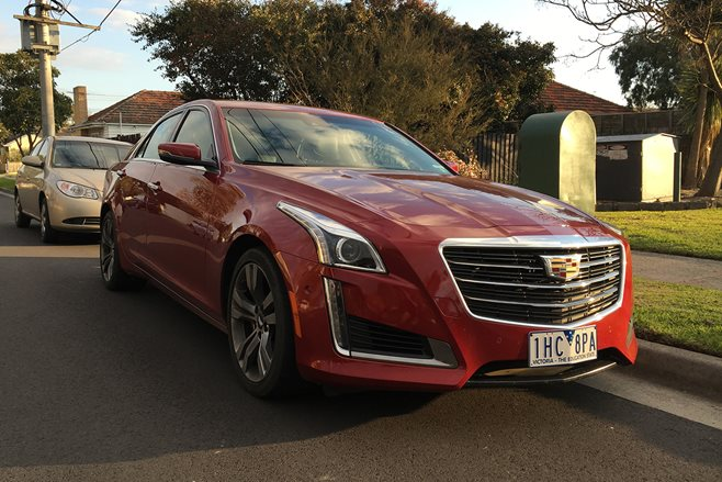 2018 cadillac v8. delighful cadillac whatu0027s this fleet of cadillacs doing in melbourne and do they feature the  new 370kw v8 for 2018 cadillac v8 a