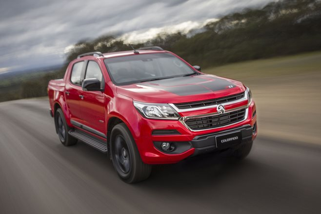 Holden Colorado Z71