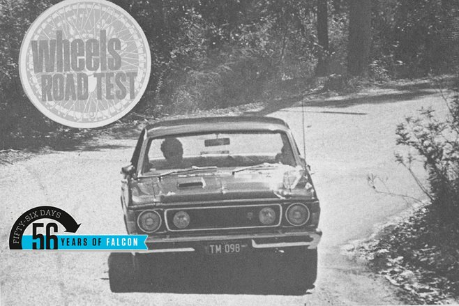 1969 Ford Falcon 351 CID GT HO road test