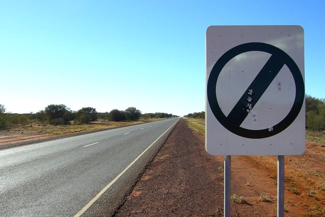 Northern Territory Speed Limit