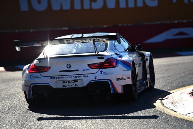 BMW M3 GT3 at Bathurst 12 Hour race