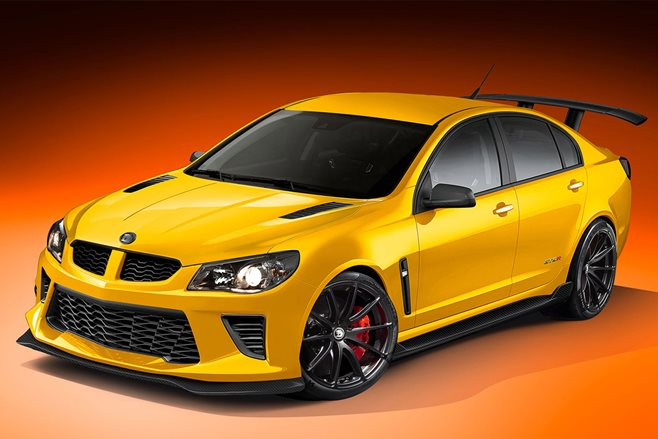 HSV's LS9 monster to be called GTS-R W1 | Wheels