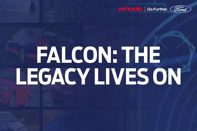 FALCON THE LEGACY LIVES ON